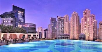 ภาพ Lux BnB Address Dubai Marina-Studio ใน ดูไบ