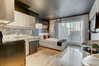 Bild vom Cozy Studio Downtown Drummond Near Ritz in Montreal