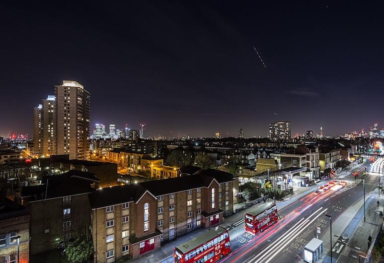 2 Bed Apartment Near Bow Road Station, Londonas, Apartamentai, 2 miegamieji, Vaizdas į miestą