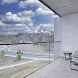 Design-huoneisto, 1 makuuhuone - Parveke