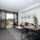 Design-huoneisto, 1 makuuhuone - Ruokailu omassa huoneessa