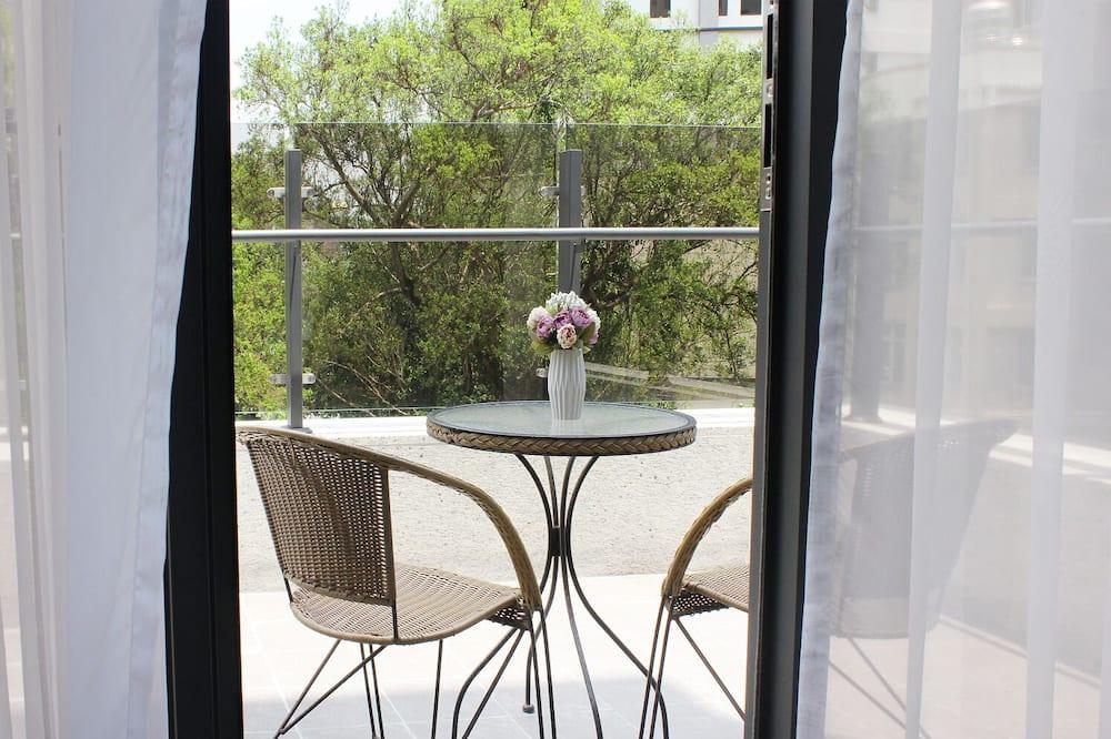 Deluxe-Doppel- oder -Zweibettzimmer - Balkon