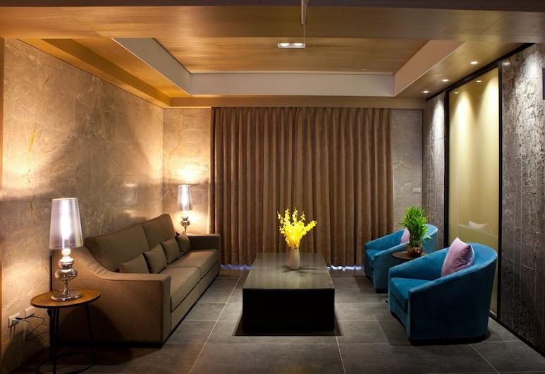 Solis Hotel, Jinhu, Sala de Estar do Lobby
