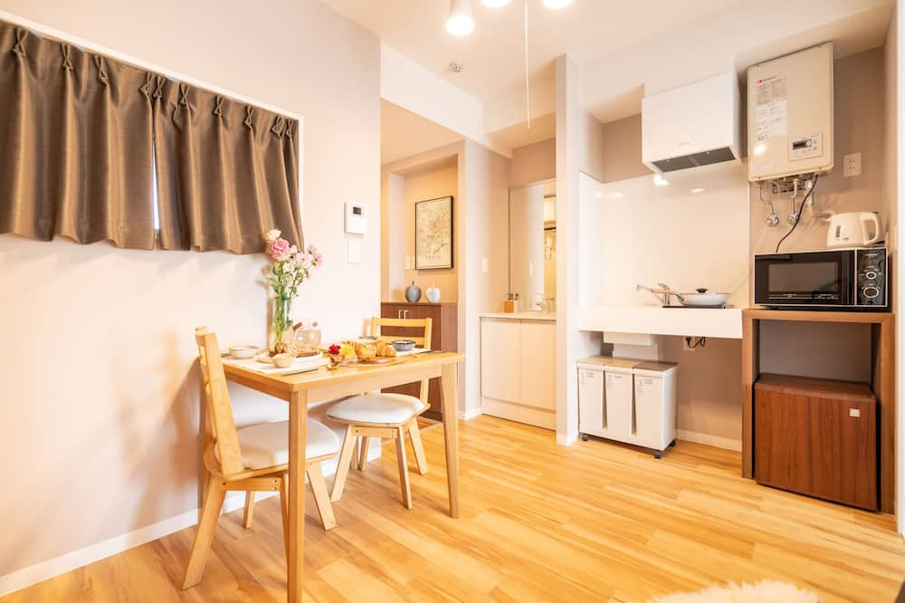 Apartment, 1 Bedroom (401) - In-Room Dining