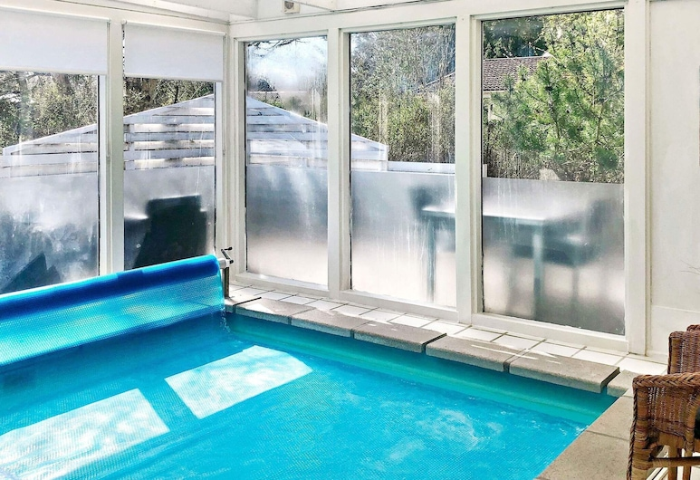 Quirky Holiday Home in Orsetd With Swimming Pool, Ørsted, Pool