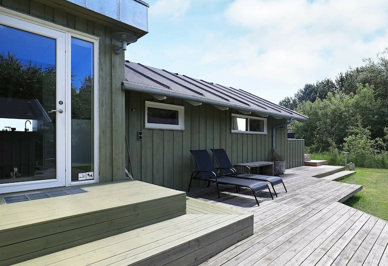 Beautiful Holiday Home in Jerup With Sauna, Jerup, Balcon