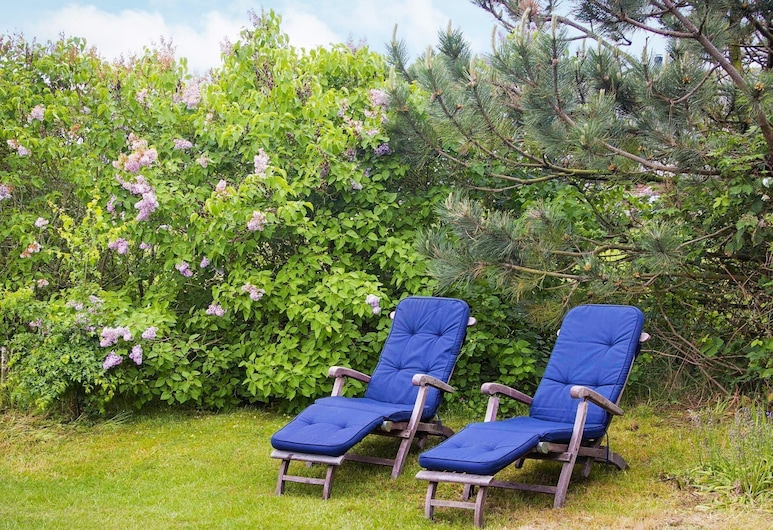 Charming Holiday Home in Ribe With Whirlpool, Ribe, Overnatningsstedets område