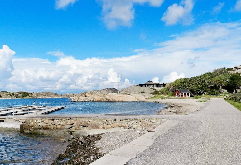 4 Star Holiday Home in Hunnebostrand, Hunnebostrand, Spiaggia