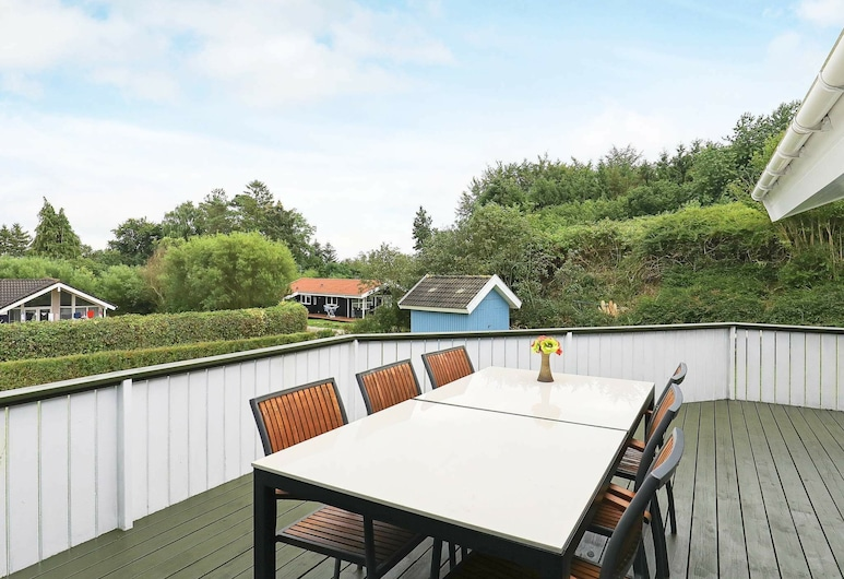 Luxurious Holiday Home in Rudkøbing With Sauna, Rudkobing, Balkon