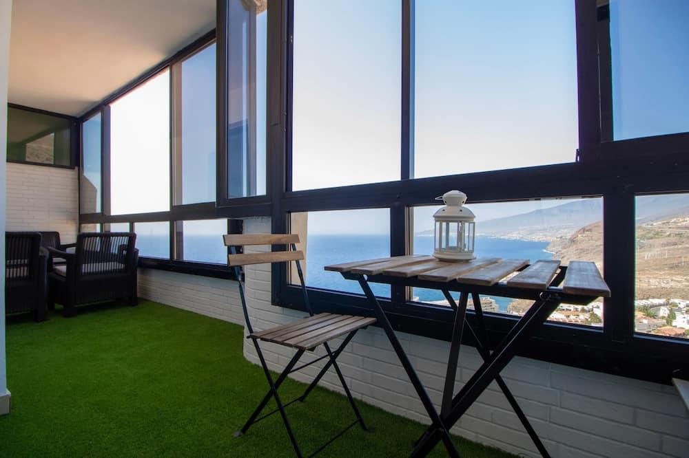 Appartement, 1 lit double (Tabaiba Dream Views Apartment UmLk) - Balcon
