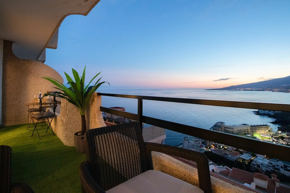 Apartmán, dvojlůžko (Tabaiba Premier Views Apartment irVK) - Balkón