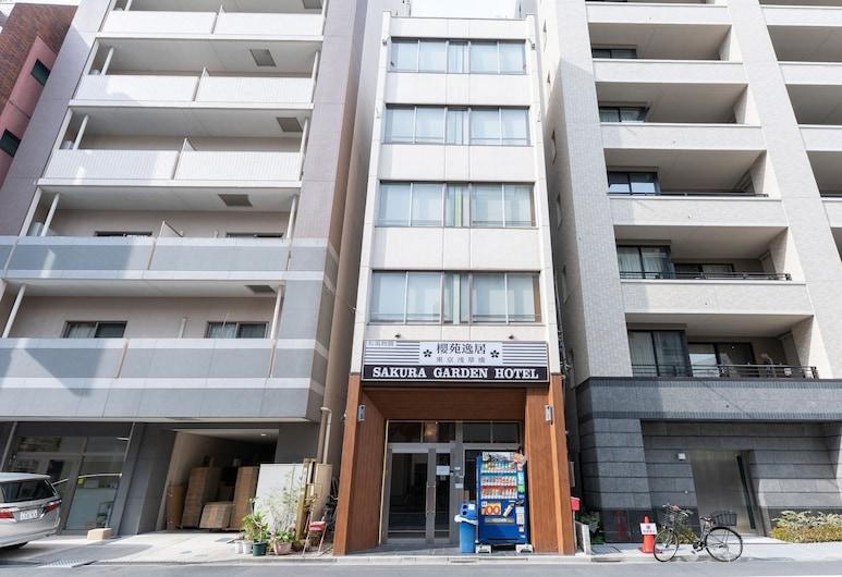 OYO Ryokan SAKURA GARDEN Asakusa-Bashi, Tokyo