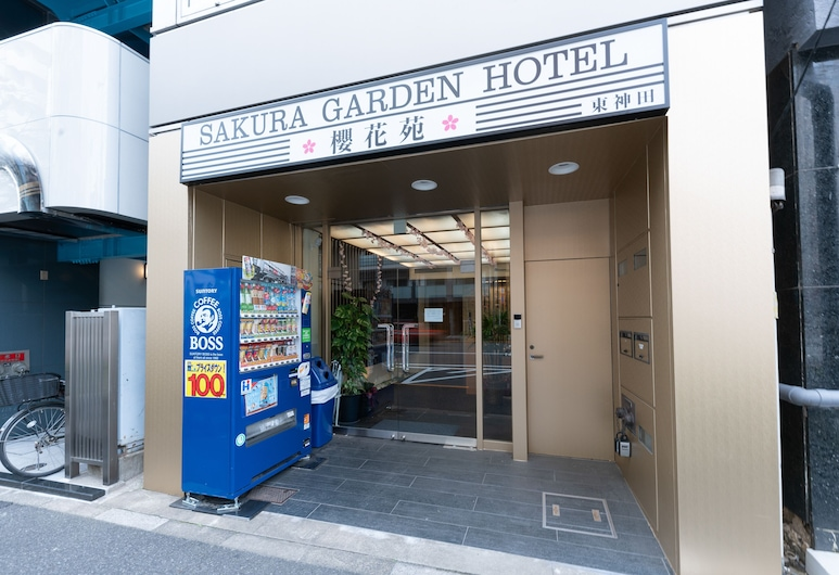 OYO Ryokan Sakura Garden Higashi-Kanda, Tokijas