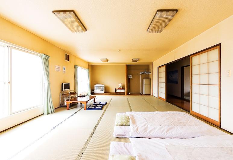 Minshuku Nihonkai, אישיקארי, חדר קלאסי טווין (Japanese Style), חדר אורחים