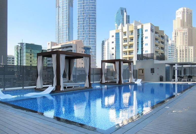 Cozy And Dazzling 1BR in Dubai Marina, Dubai, Interior