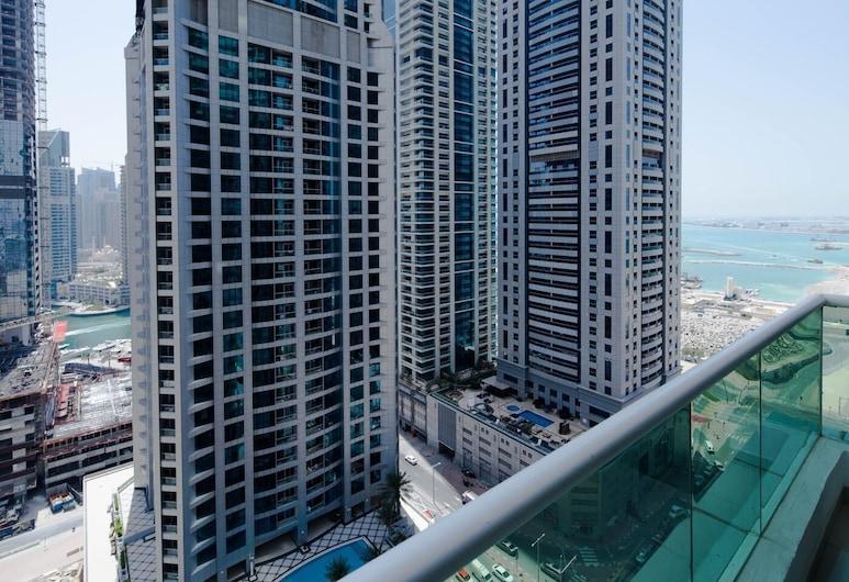 Bright + Spacious 1BR in Dubai Marina, Dubai, Inneneinrichtung