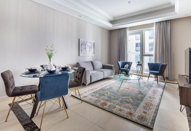 Dazzling 1BR Apartment in Downtown Dubai, Dubái