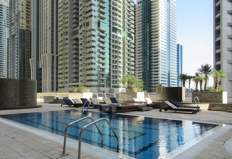 Impeccable 1BR w/ Amazing Views From 88th Floor!, Dubai, Sisätilat