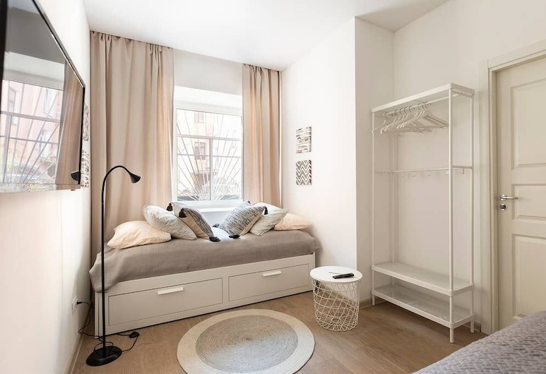 Cozy, Newly Renovated two Bedroom Apartment, San Petersburgo, Interior