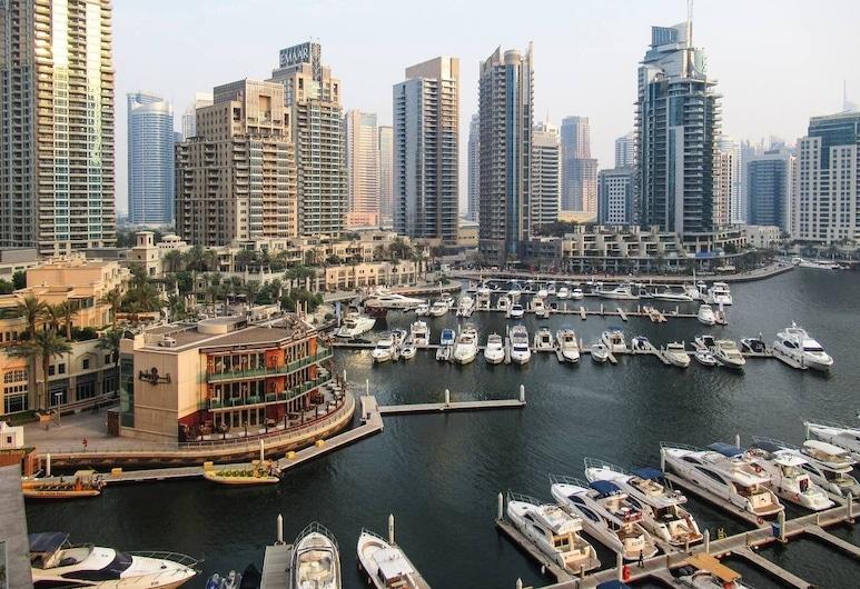 Chic And Stylish 1BR With Grand Marina Views!, Dubai, Sisätilat