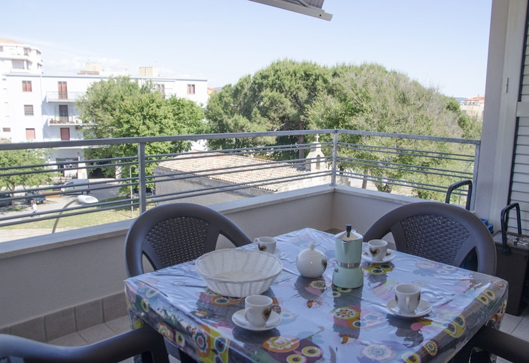 Casa Tracina, ألجيرو, شقة - غرفة نوم واحدة, تِراس/ فناء مرصوف