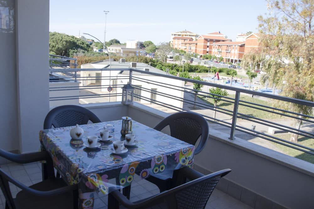 Apartment, 1 Schlafzimmer - Terrasse/Patio