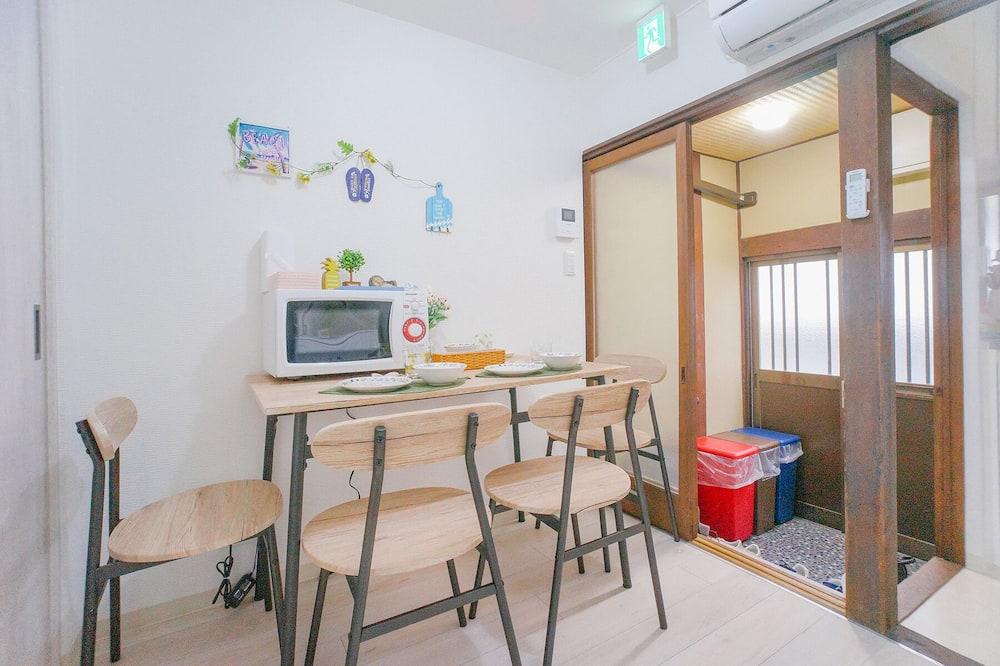 Будинок, 2 спальні - Обіди в номері