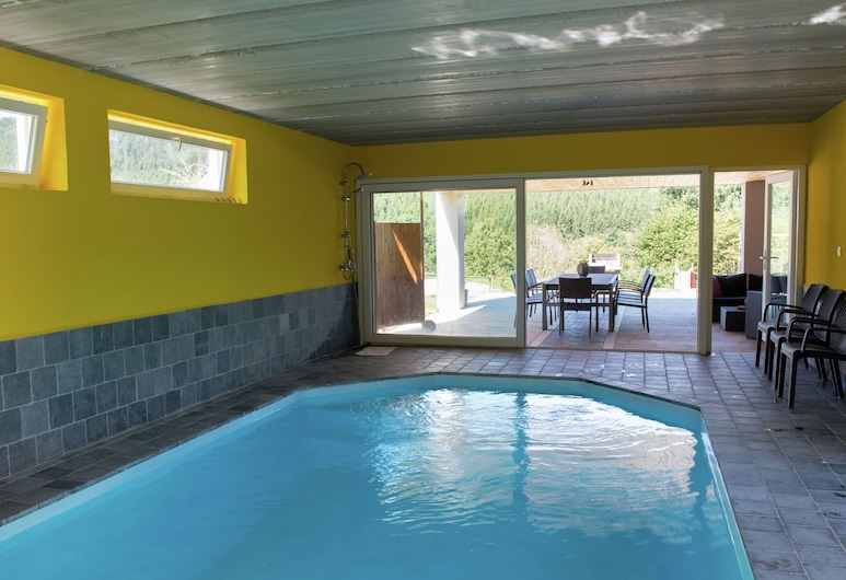Holiday Home in Stoumont, Close to the Town of Spa, Stoumont, Piscina