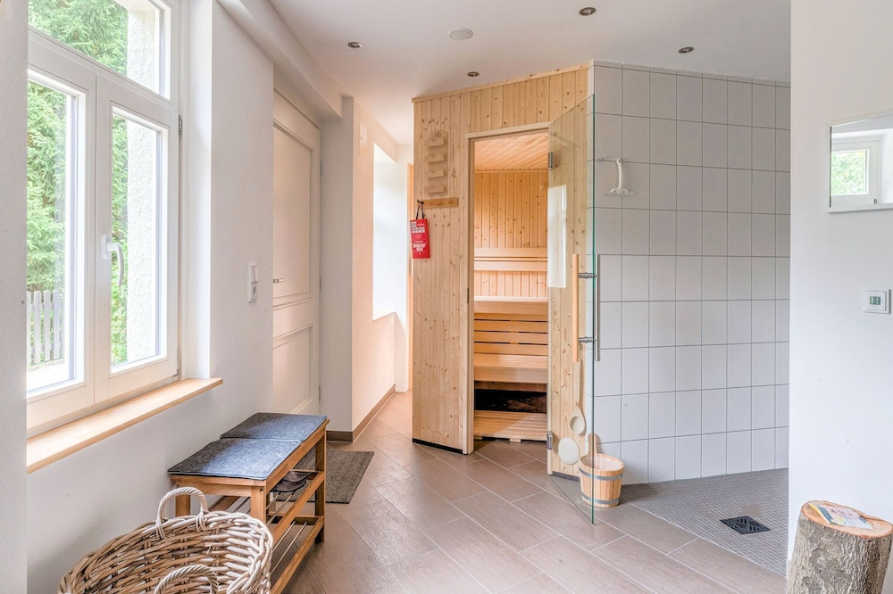 Rustic Holiday Home With Sauna in Bad Harzburg