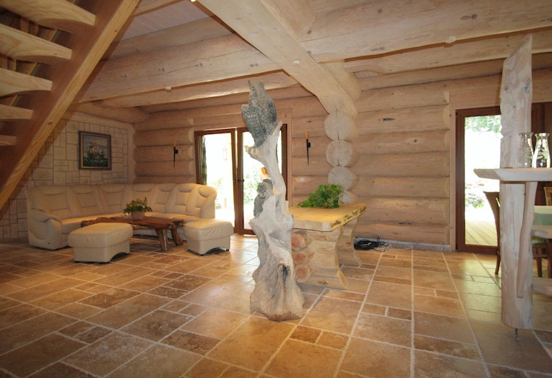Unique Holiday Home in Ruhpolding Germany With Sauna, Ruhpolding, Σπίτι, Καθιστικό