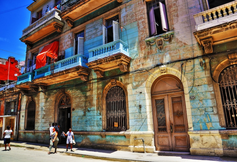 Apartamento Elisabeth, 哈瓦那