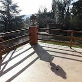 Vila - Balkonas