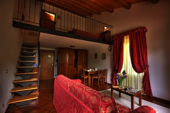Picture of Resort Casanova - Family Apartments Residence in San Quirico d'Orcia