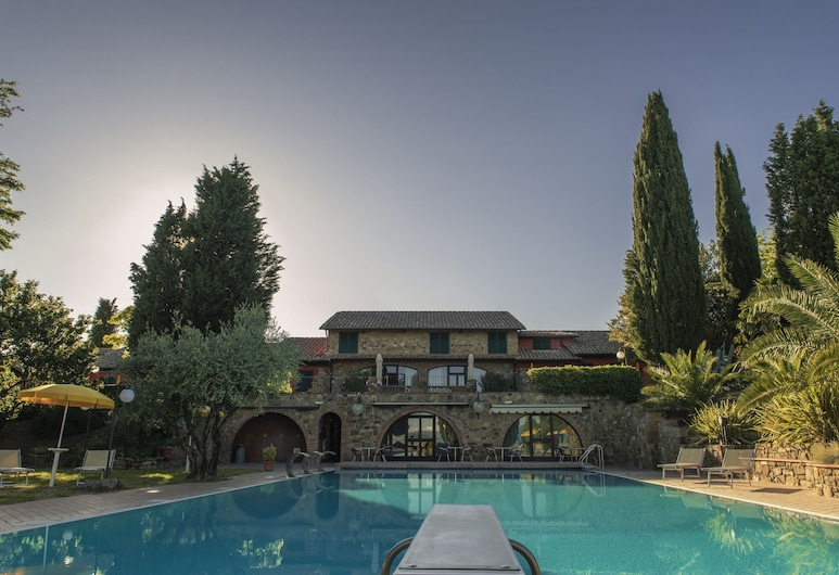 Casanova - Panoramic Rooms and Suites, San Quirico d'Orcia
