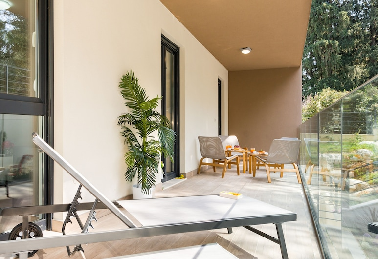 Luxury Apartment Hill, Split, Terasa