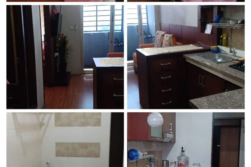 1 Bedroom Apartment - Bathroom