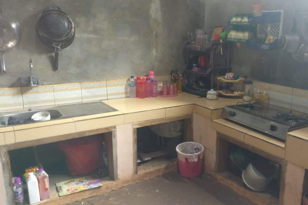 Spoločná zdieľaná izba - Spoločná kuchyňa