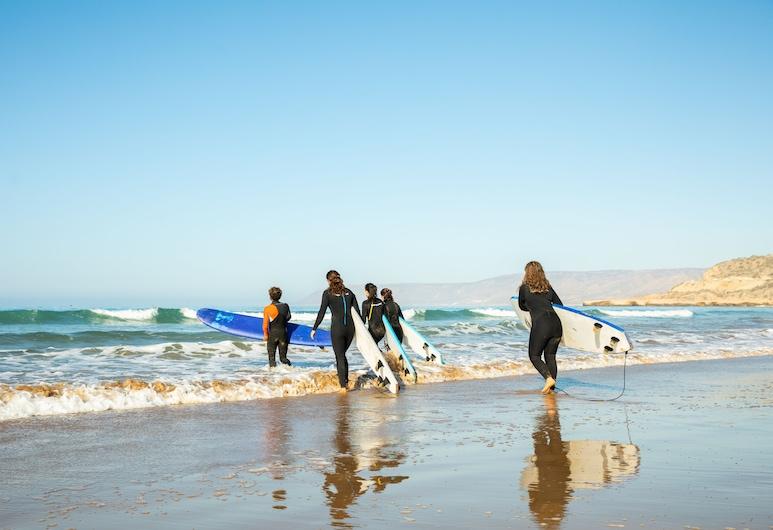 The Yogi Surfer - Hostel, Aourir, Rand