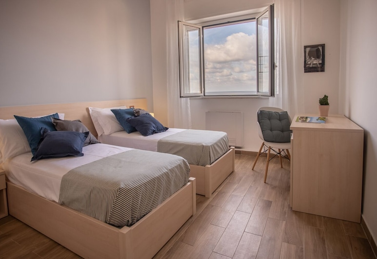 Seaview Rooms in the city center by Wonderful Italy, Cefalù, Dobbeltrom, Gjesterom