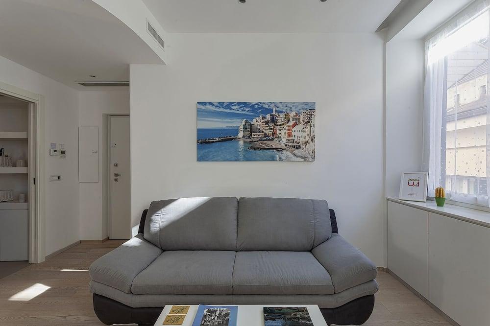 Apartment, 2Schlafzimmer (4th floor) - Wohnbereich