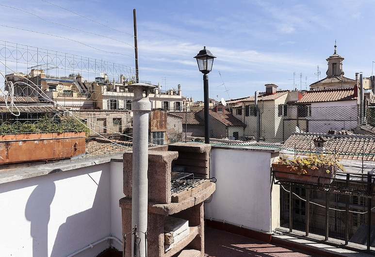 Spagnoli Roof Terrace Navona Sq, Rome, Αίθριο/βεράντα