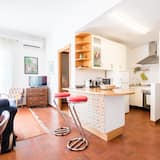 Apartment, 2 Bedrooms, Terrace - Living Area
