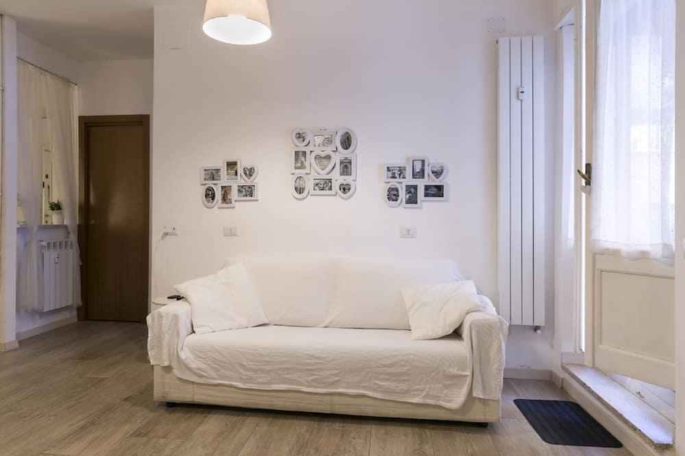 Apartment, 1 Bedroom, Smoking, Terrace - Living Area
