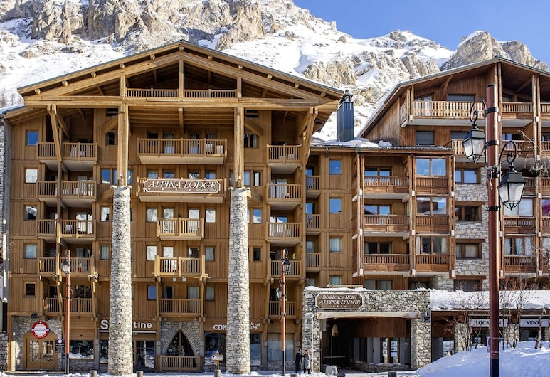 Savoyards and Rustic Apartment in the Heart of Val D'isère, Val-D'isere