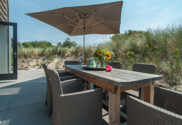 Beautiful new Villa With Sauna Surrounded by Dune Reserve Near the sea, Egmond aan den Hoef, Tuin