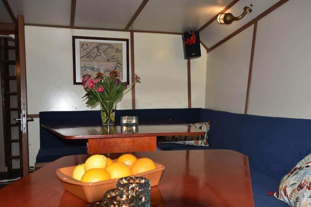Mobile Home - Salle de séjour