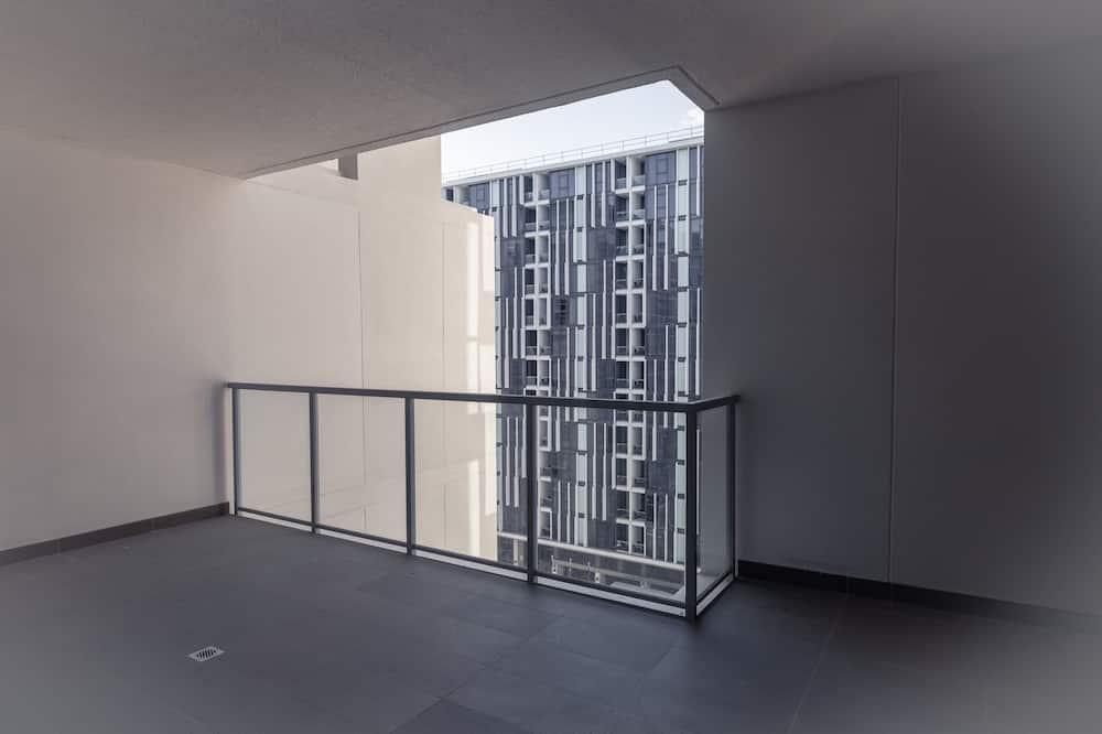 商務公寓 - 陽台