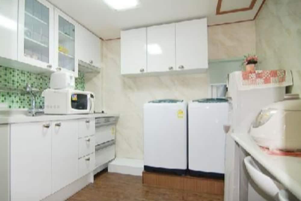 Štandardná izba - Spoločná kuchyňa