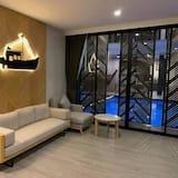 Light House Pool Suite - Ruang Tamu