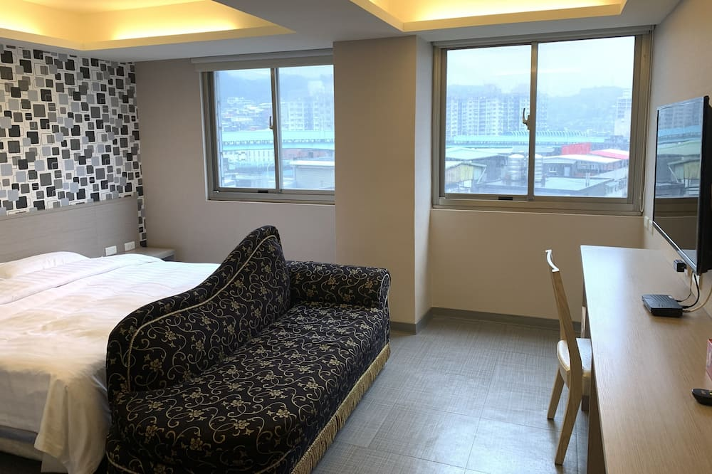 Exclusive Double Room (A) - Street View